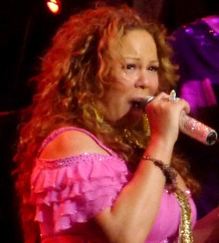 Mariah Carey, mamá a los 40