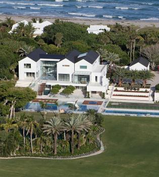Así es la nueva mansión de soltero de Tiger Woods