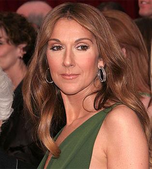 Celine Dion llama a sus bebés mellizos Eddy y Nelson