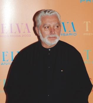 Paco Rabbane recoge el Premio Nacional de Diseño de Moda