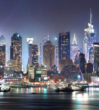 ¿Estás en paro? Vete a Manhattan ¡por la cara!