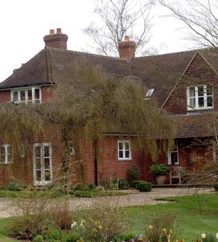 Así es la casa de la familia de Kate Middleton