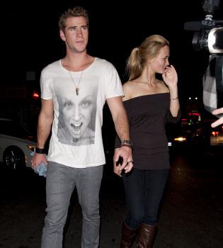 Liam Hemsworth ya tiene sustituta para Miley Cyrus