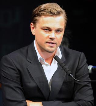 Leonardo DiCaprio investigará la muerte de John F. Kennedy
