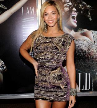 Beyoncé presenta la película sobre su gira 'I am... World Tour'