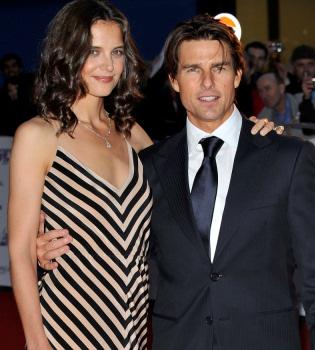 Tom Cruise y Katie Holmes deciden no vivir juntos