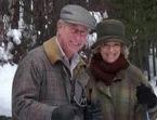 Carlos de Inglaterra y Camilla Parker felicitan la Navidad de la forma más original