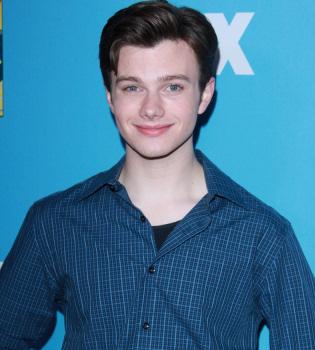 Chris Colfer, de 'Glee', ya tiene su primer proyecto para la gran pantalla