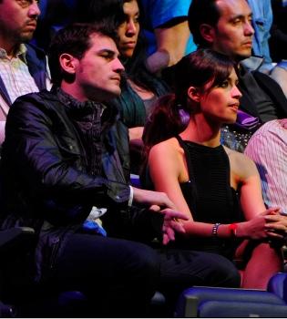 Sara Carbonero e Íker Casillas reaparecen juntos en los Premios 40 Principales