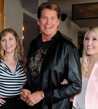 Cancelado el reality sobre la familia de David Hasselhoff