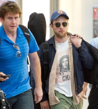 El gran sueño de Robert Pattinson: ser rapero