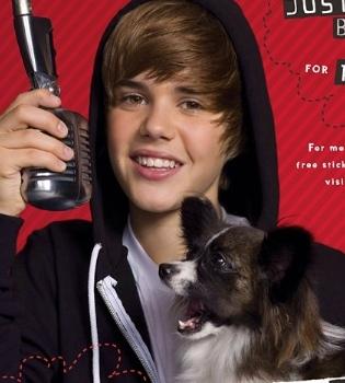 Justin Bieber protagoniza un anuncio para concienciar contra el maltrato animal