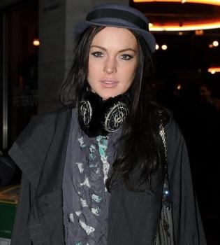 Lindsay Lohan está siendo acosada por un loco