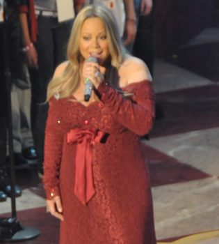 Mariah Carey confesó su embarazo doble a Michelle Obama