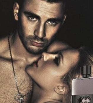 Chris Evans, incriblemente sensual en la nueva campaña de Gucci