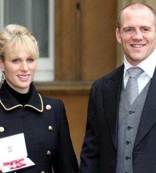 Anuncio de otra boda real en Inglaterra: Zara Philips y Mike Tindall