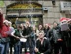 Alcorcón celebra el 'Gordo' por todo lo alto