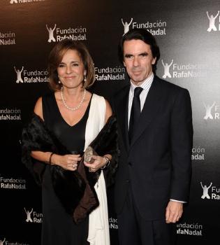 Jose María Aznar celebra el nacimiento de su cuarto nieto
