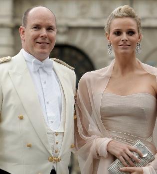 Habrá 4.000 invitados en la boda de Alberto de Mónaco y Charlene Wittstock