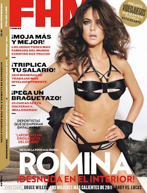 Romina Belluscio nuevo descubrimiento para la televisión