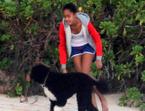 Las hijas de Obama disfrutan de unas divertidas navidades en Hawai