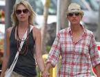 Ellen DeGeneres y Portia de Rossi, amor chic y glamuroso en Navidad