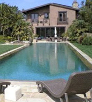 Así es la nueva casa de Pink y su marido, Carey Hart