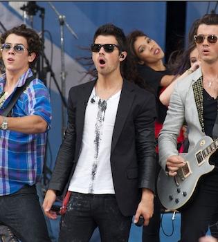 El 2010, el peor año para los Jonas Brothers