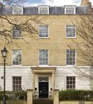 La espectacular casa de Jude Law y Sienna Miller en Londres