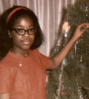 Así era Oprah Winfrey de pequeña