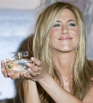 El perfume de Jennifer Aniston no lo compra nadie