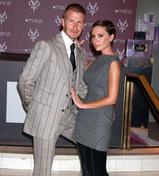 David y Victoria Beckham esperan su cuarto hijo para verano