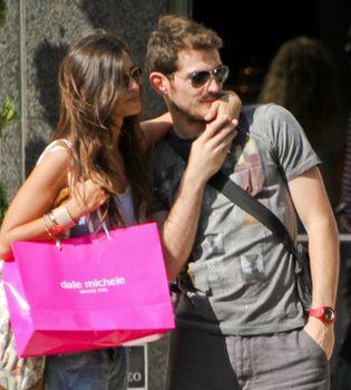 Iker Casillas y su chica, futuros vecinos de Cristiano Ronaldo