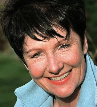 La presentadora Miriam O'Reilly, demasiado vieja para salir por televisión