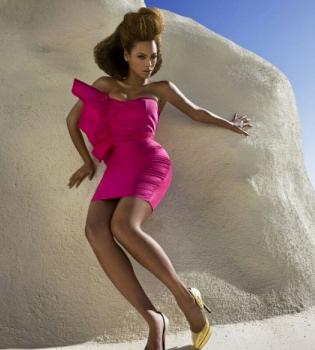 Beyoncé nueva modelo de Tom Ford
