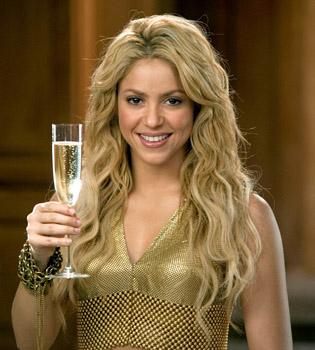 Shakira ya conoce a los padres de Gerard Piqué