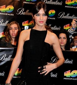 Sara Carbonero contrata a la estilista de Kylie Minogue