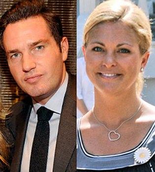 Chris O'Neill, el nuevo amor de la Princesa Magdalena de Suecia