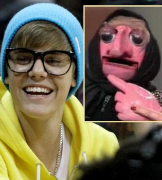 Justin Bieber le copia el look a Doña Rogelia