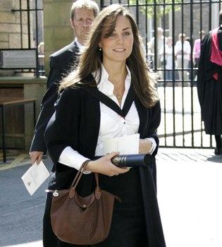 Kate Middleton deja el trabajo para dedicarse a los preparativos de su boda