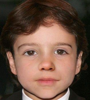 Así será el hijo de Penélope Cruz y Javier Bardem con 10 años