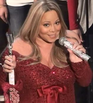 Mariah Carey sorprende con la noticia de que tendrá ¡un niño y una niña!