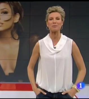 Anne Igartiburu: