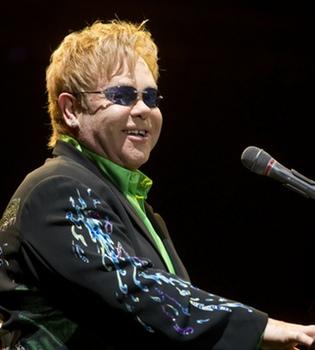 Elton John pone música al 'Gnomeo y Julieta' de Disney