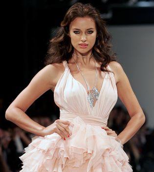Irina Shayk conquista la Semana de la Moda de Estambul