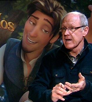 La película de animación 'Enredados', récord de taquilla en España