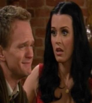 Katy Perry, estrella invitada en 'Cómo conocí a vuestra madre'
