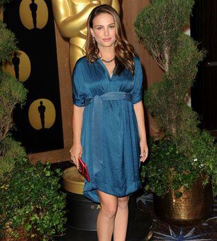 Natalie Portman será madre de un niño