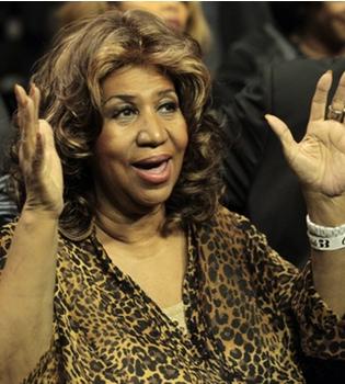 Aretha Franklin vuelve a los escenarios en mayo