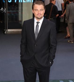 Leonardo Di Caprio, protagonista de 'El gran Gatsby'